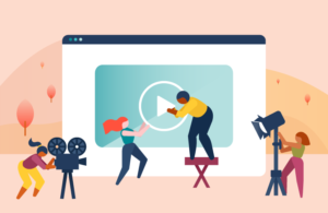 Video marketing blends with content management