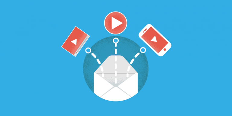Video helps in increasing email efficiency