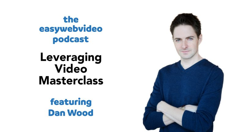Easy Web Video Podcast: Leveraging the Power of Video