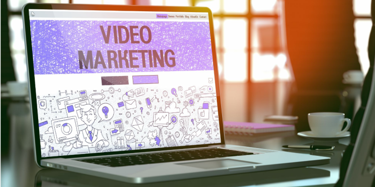 How online competition can be cut through by using video content?