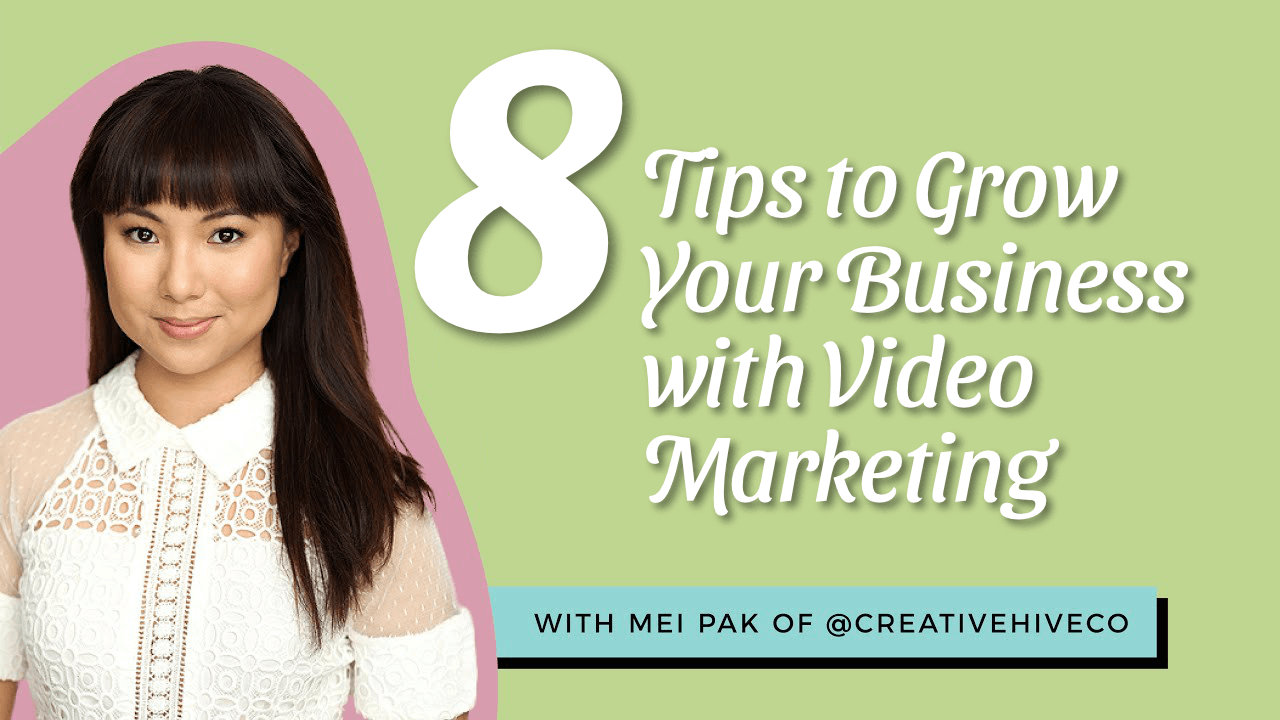 [VIDEO] 8 Video Marketing Tips to Grow Your Business