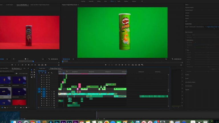 [VIDEO] How I Edited My Pringles Video